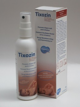 Tixozin- Zinc Oxide Spray